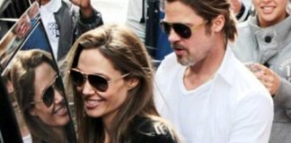 brad and angelina