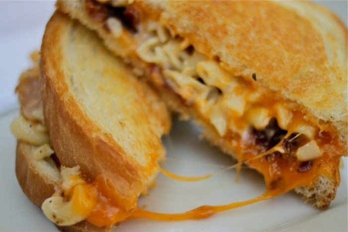 tom and chee grilled mac